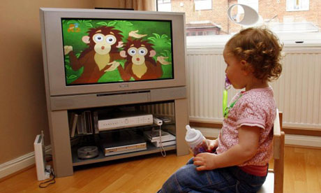 Is TV OK for Young Children?