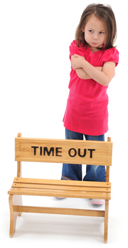 "Using ""Time-out"" Positively"