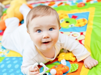 Learning through Play with Babies