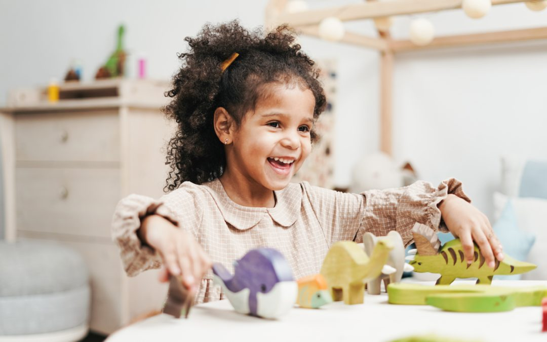 How To Encourage Independent Play While Stuck At Home